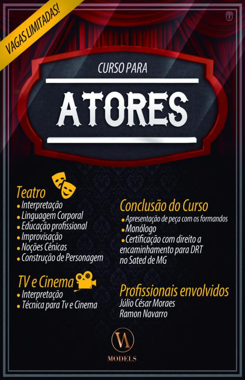TEATRO, TV E CINEMA